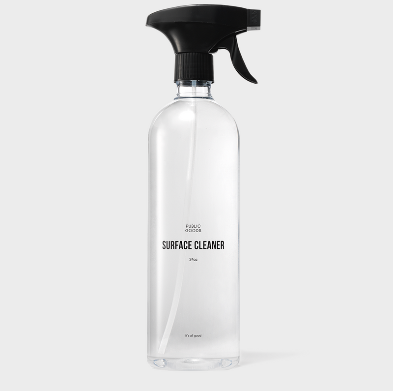 Surface Cleaner Public Goods