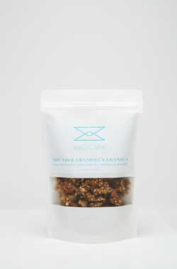 Not Your Grandma's Granola