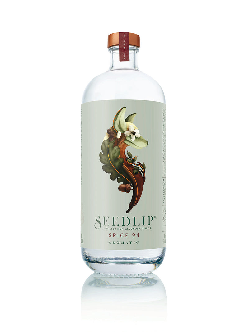 Distilled Non-Alcoholic Spirits- Seedlip
