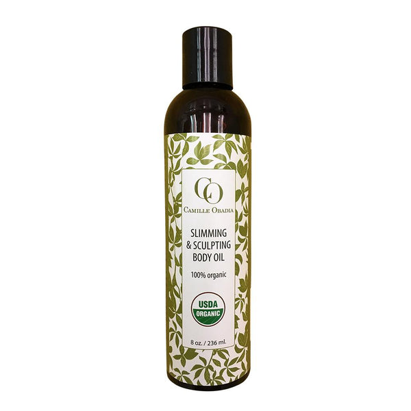 Organic Slimming & Sculpting Body Oil