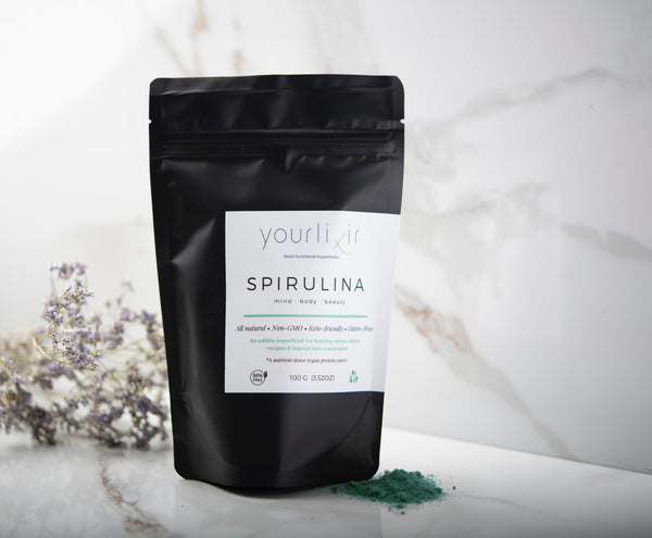 Spirulina Beauty Powder