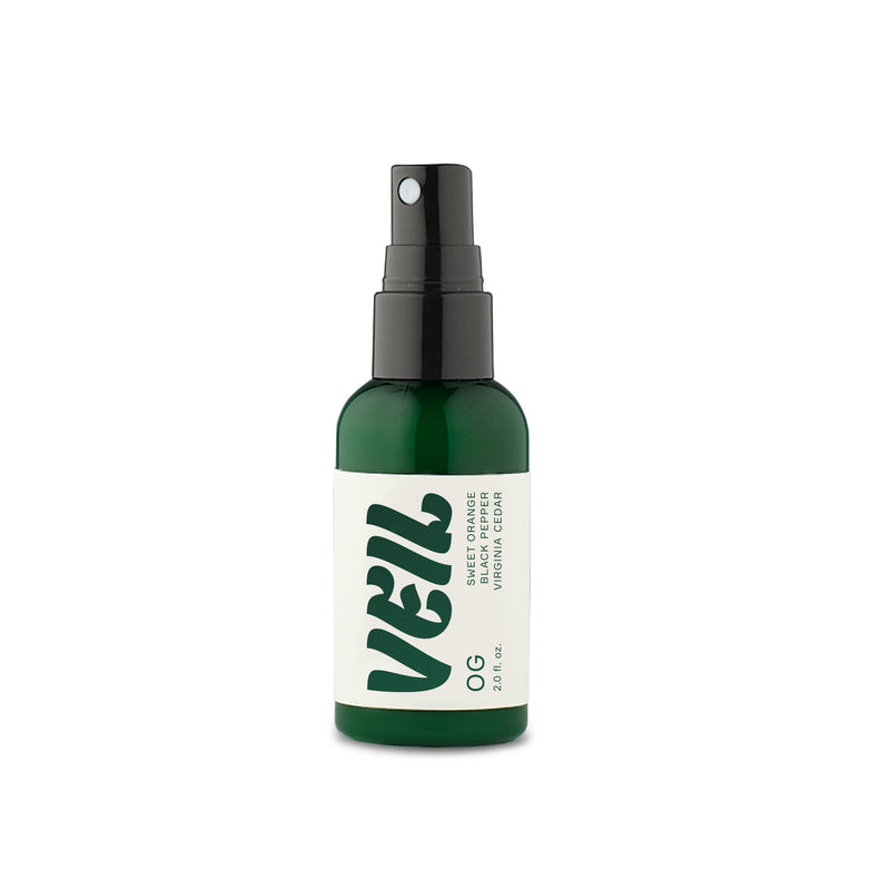 Veil - Cannabis Odor Eliminator Spray (Travel-size 2oz.)