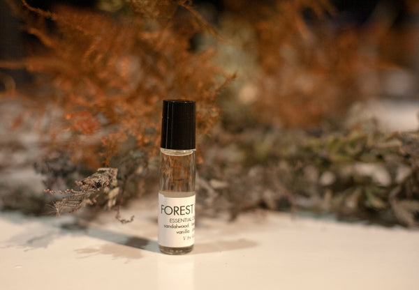 Forest Umber Perfume- V by Viscera