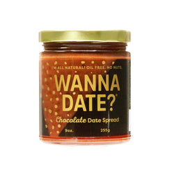 Healthy Chocolate Date Spread