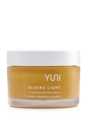GLIDING LIGHT Illuminating Multipurpose Beauty Balm- YUNI