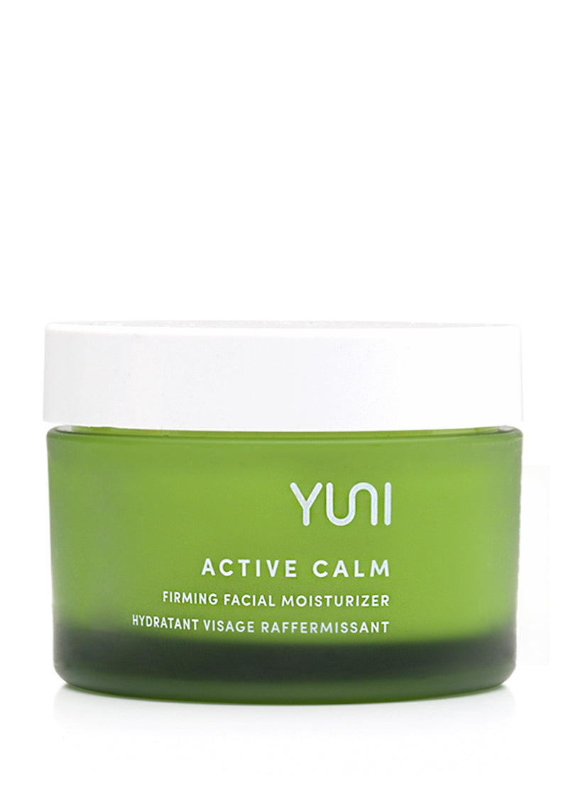 YUNI Beauty Active Calm Firming Facial Skin Moisturizer