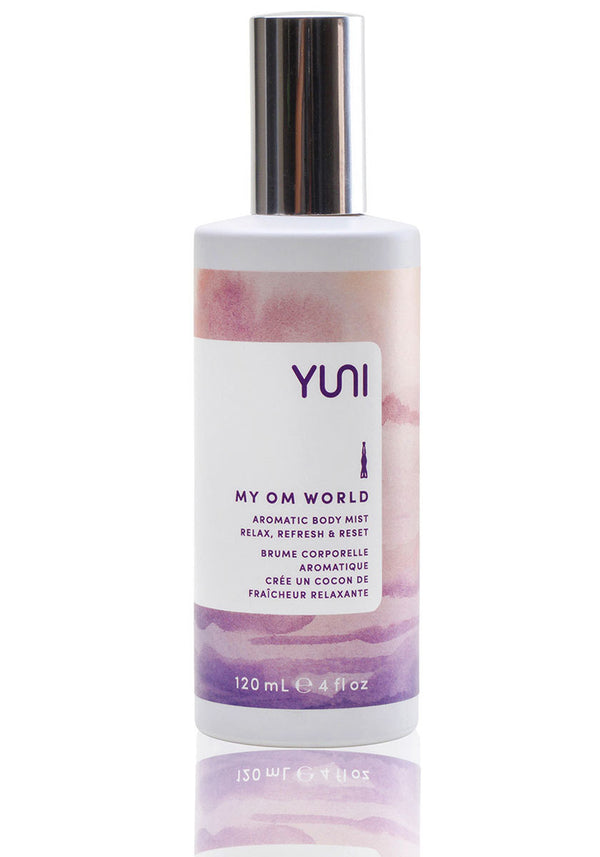 MY OM WORLD Aromatic Body Mist
