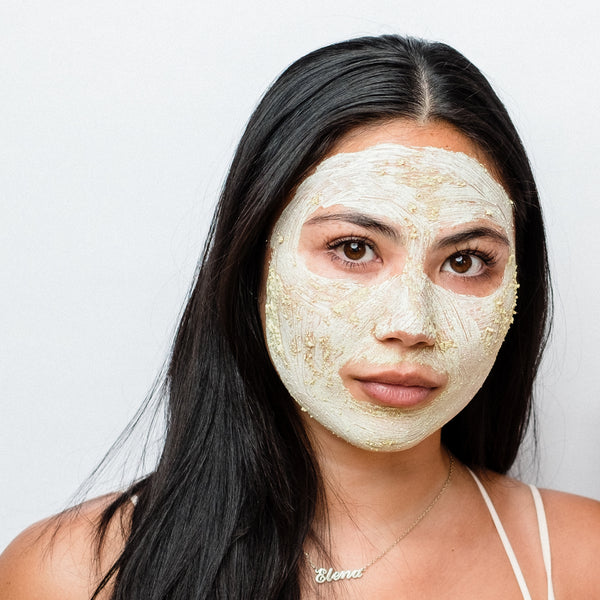 Glow Dust Turmeric Face Mask