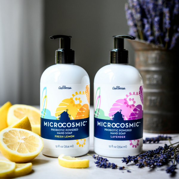 Microcosmic® Probiotic Power Hand Soap