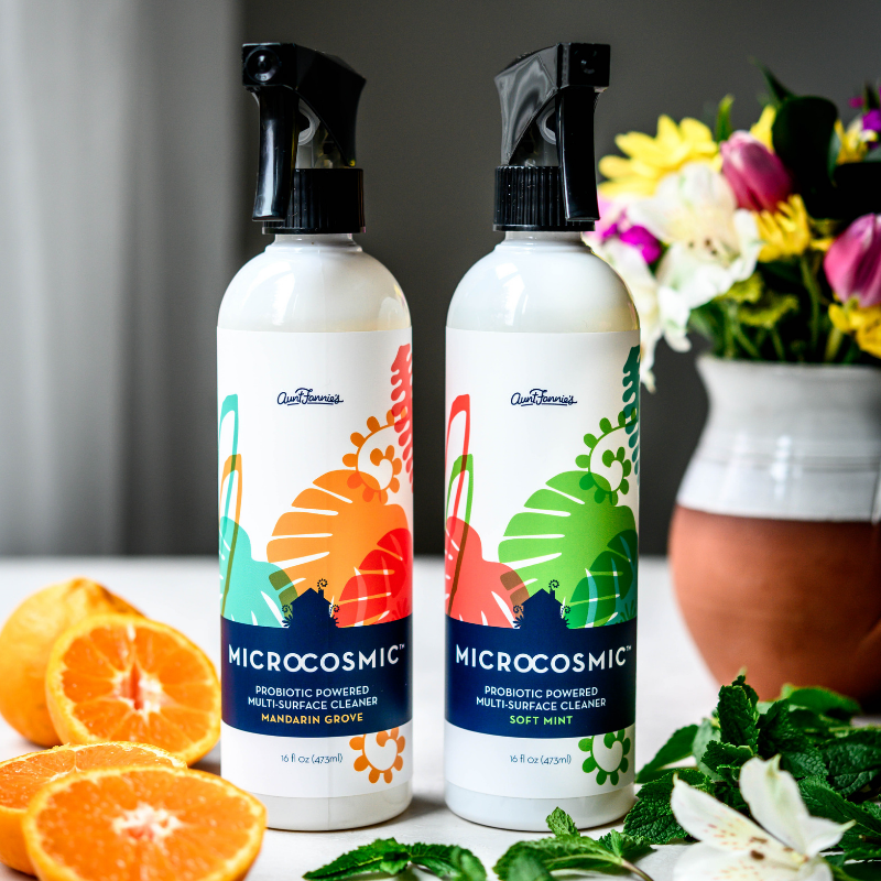 Microcosmic® Probiotic Power Multi-Surface Cleaner