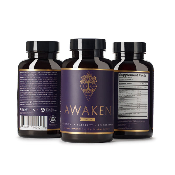 Awakened Alchemy - Awaken Gold