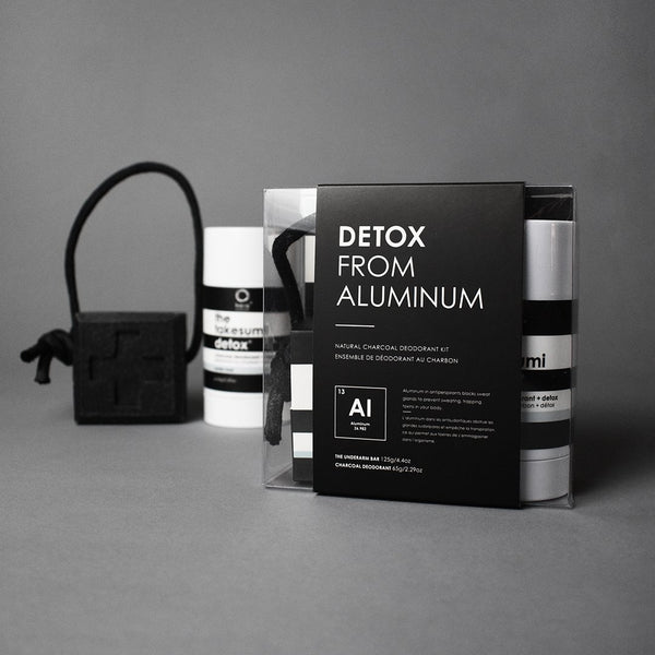 detox from aluminum kit