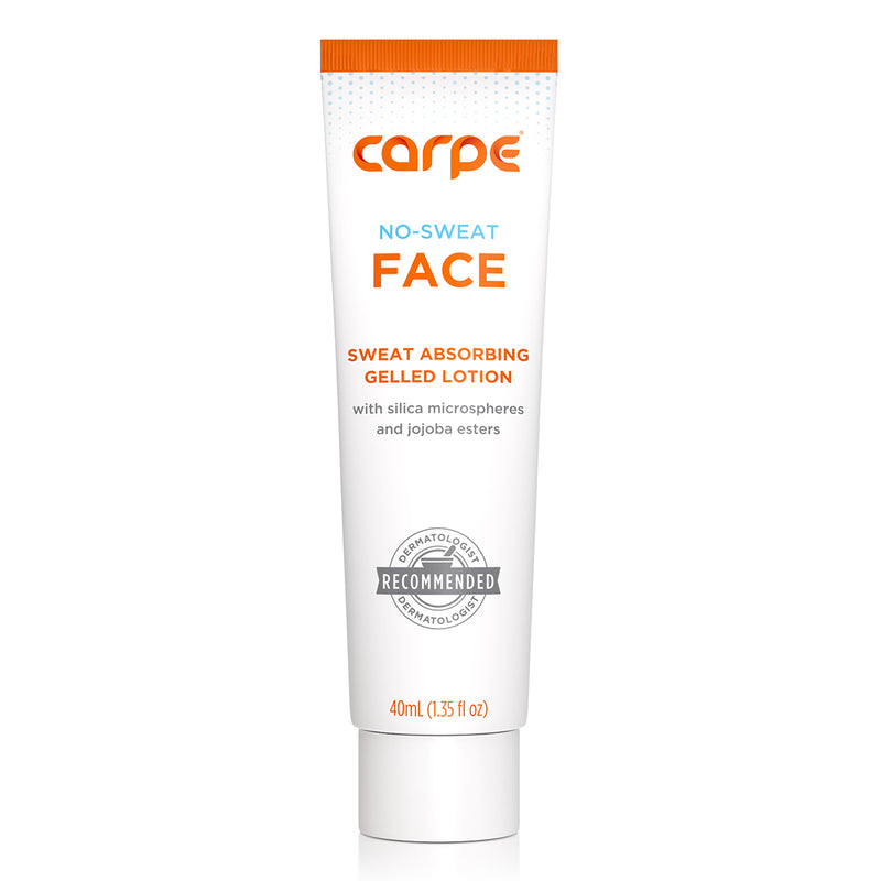 Carpe No Sweat Face Lotion