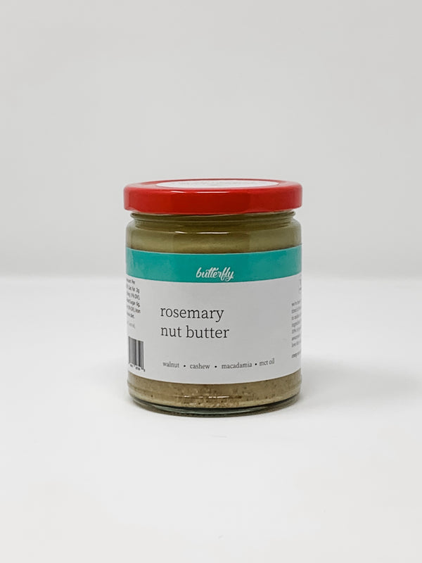 Rosemary Nut Butter
