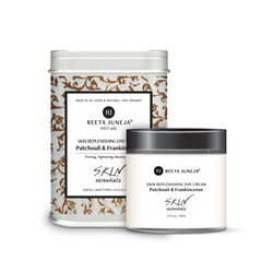 Skin Essentials Patchouli & Frankincense Skin Replenishing Day Cream