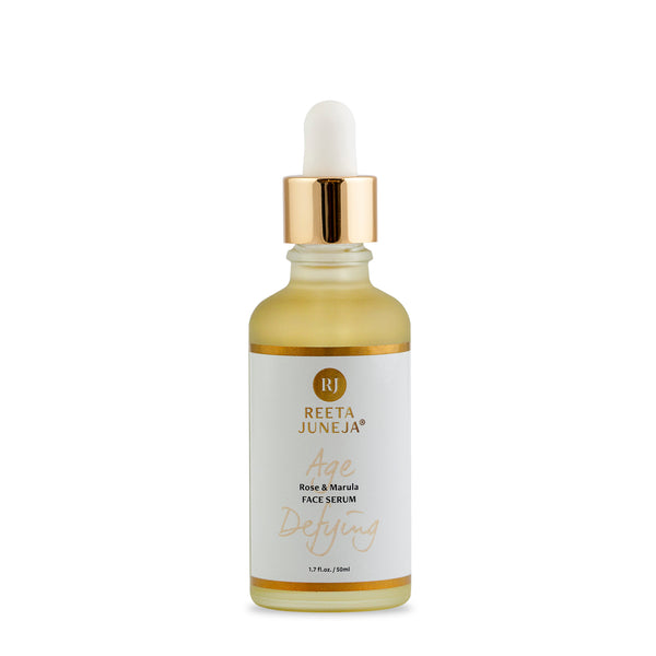 Age Defying Rose & Marula Face Serum