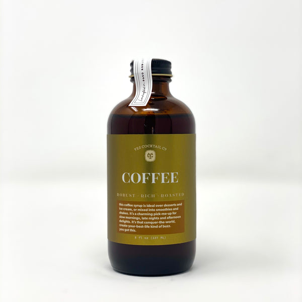 Coffee Cocktail Syrup