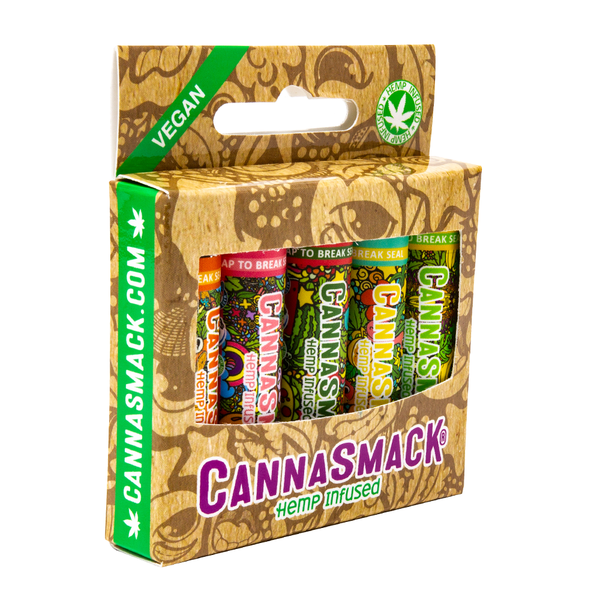 CannaSmack Vegan Collection Pack