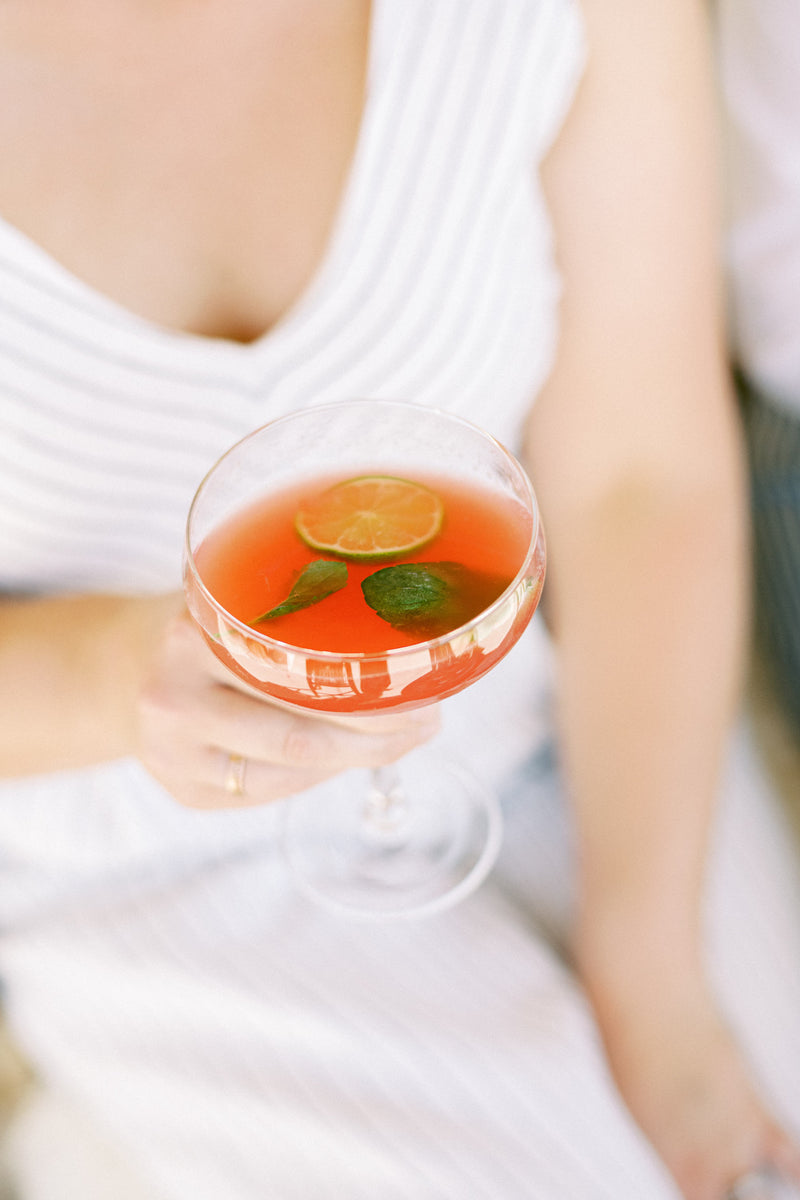 Hibiscus Rose Cocktail Mixer