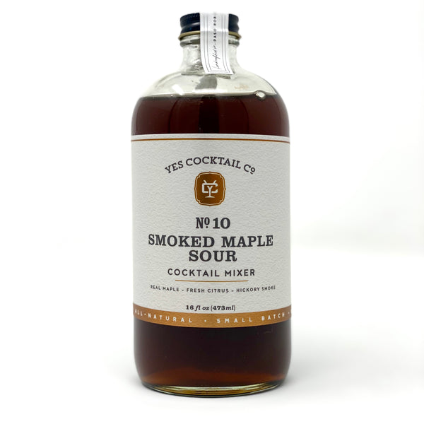 Smoked Maple Sour Cocktail Mixer