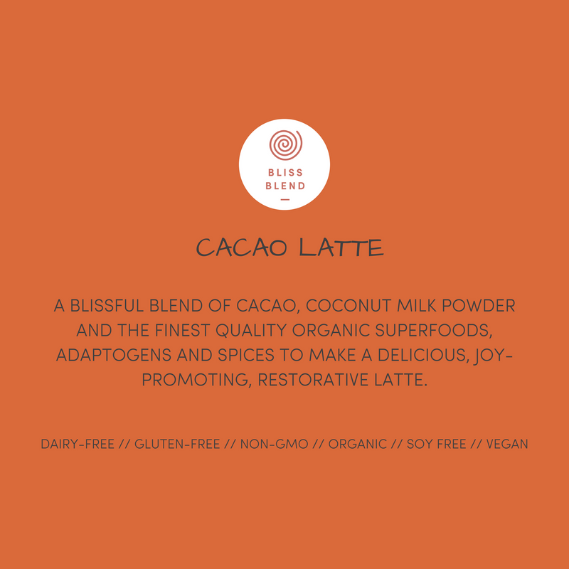 Instant Cacao Latte Blend