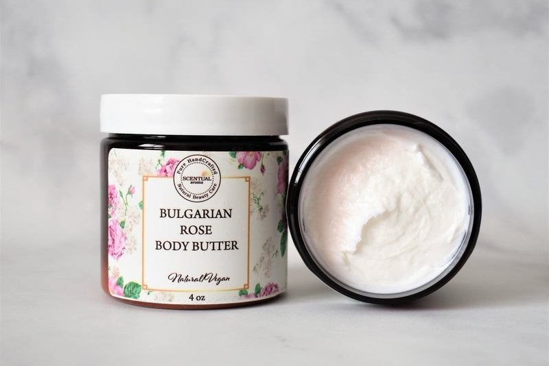 Bulgarian Rose Body Butter- Scentual Aroma