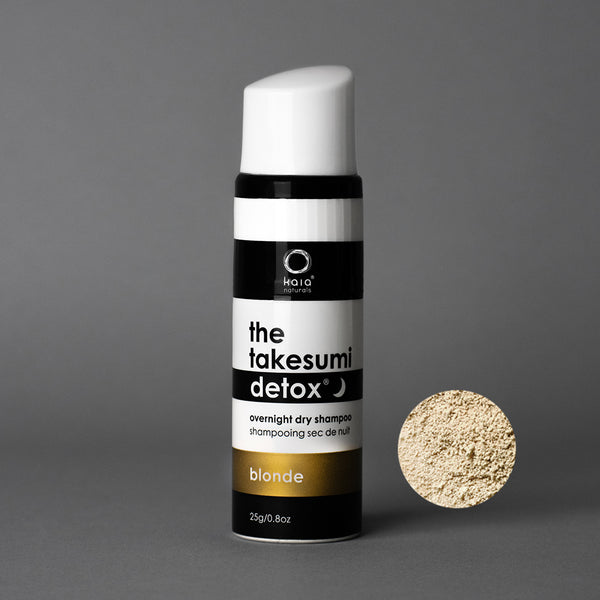 the takesumi detox: overnight dry shampoo (25g)