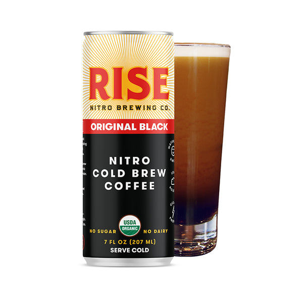 Original Black Nitro Cold Brew Coffee