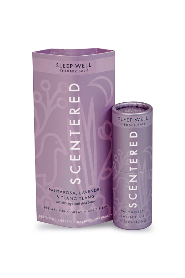 SLEEP WELL WELLBEING RITUAL AROMATHERAPY BALM