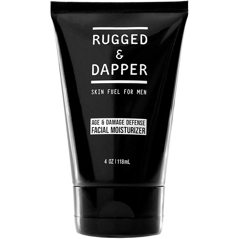 Age + Damage Defense Facial Moisturizer Rugged & Dapper