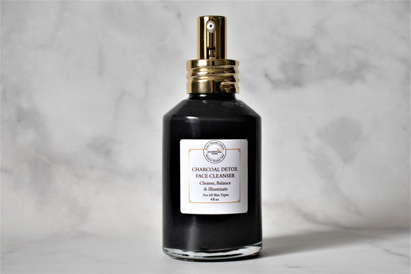 Charcoal Detox Face Cleanser- Scentual Aroma