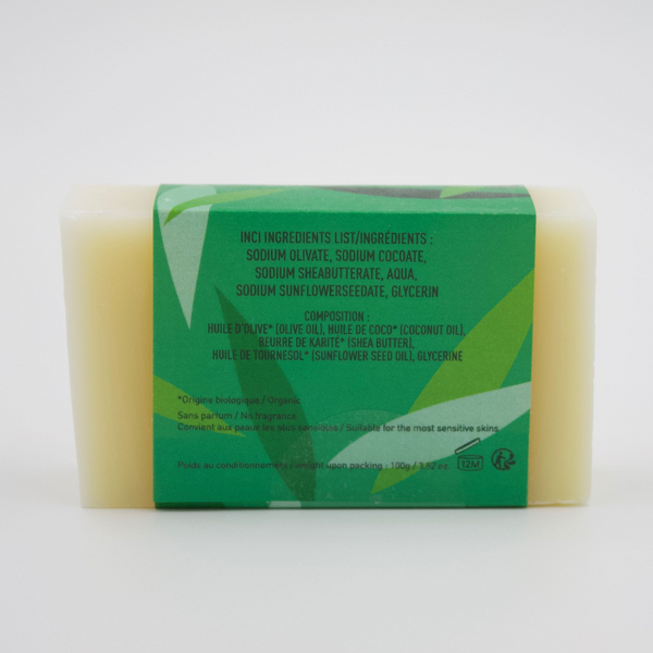 ESSENTIELLE - PURE AND NATURE SOAP