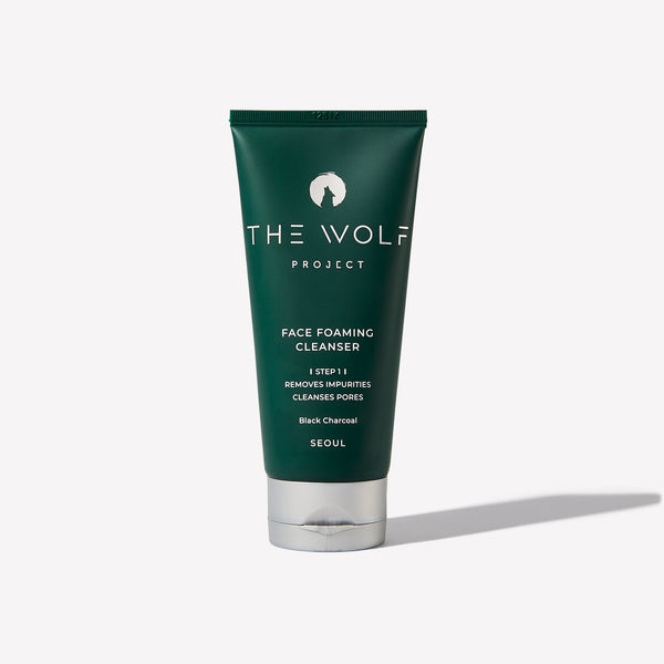 Face Foaming Cleanser- The Wolf Project