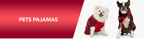 Pets Christmas Pajamas