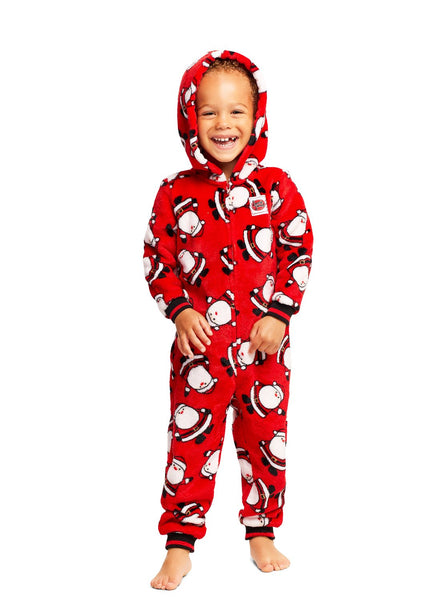 Toddler Onesie (Santa Claus)