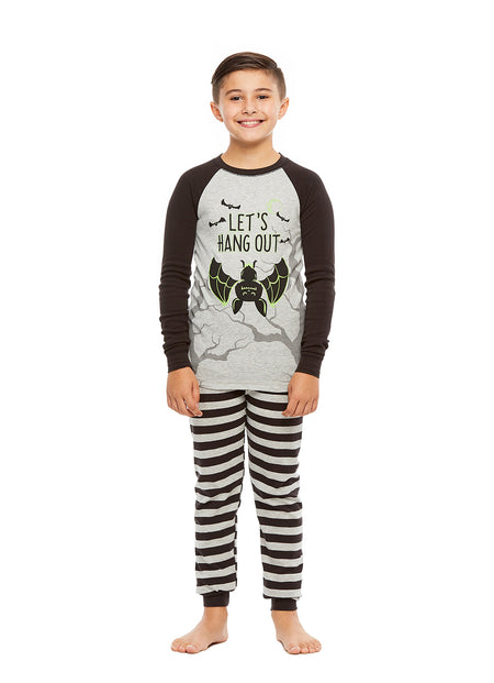 Family Let's Hibernate Matching Pajama Sets | Boys 2-Piece Pajama