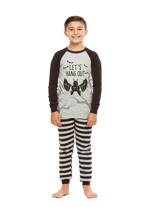 Family Matching Halloween Pajama Set | Boys 2-Piece Pajamas