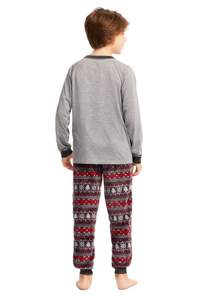 Boys 2-Piece Pajama Set (Deer)