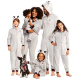 Christmas Matching Family Pajamas - Make it Rein - Onesie - Womens