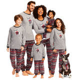 Girls 2-Piece Pajama Set (Deer)
