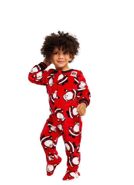 Family Holiday Oh Deer Matching Pajamas | Baby Footie Onesie Pajama