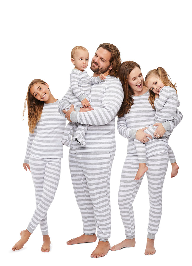 Christmas Matching Family Pajamas - Slumber Party - Toddler 2-Piece PJ Set