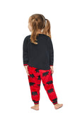 Christmas Matching Family Pajamas - Beary Merry - Toddler 2-Piece PJ Set