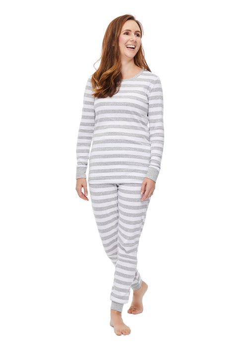 Womens 2-Piece PJ Set