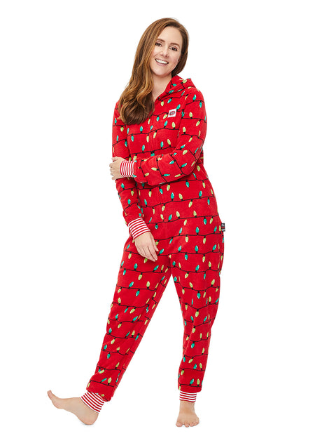 Family Matching Halloween Pajama Set | Women's 2-Piece Pajamas