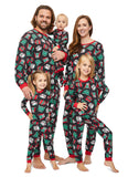 Christmas Matching Family Pajamas - Ugly Sweater Party - Toddler 2-Piece PJ Set