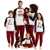 Christmas Matching Family Pajamas - Pajama Party - 2 Piece PJ Set - Mens