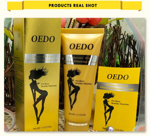 OEDO Hyaluronic Acid Ginseng Slimming Cream Reduce Cellulite