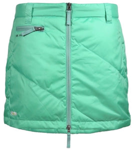 Skhoop Mini Down Skirt- Glacier Mint