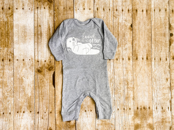 GSF- Loved Like No Otter Onesie